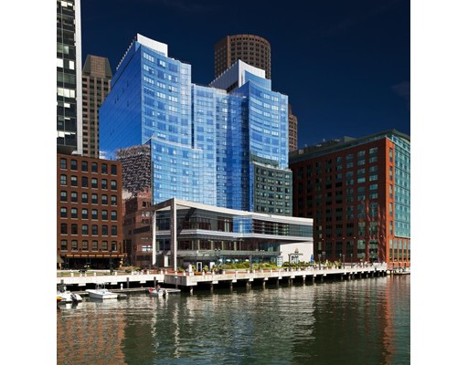 Picture 1 of 500 Atlantic Ave Unit 15m Boston Ma  2 Bedroom Condo#