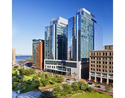 Picture 2 of 500 Atlantic Ave Unit 15m Boston Ma 2 Bedroom Condo