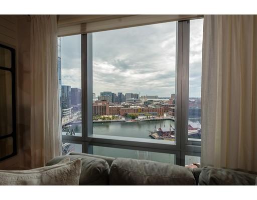 Picture 3 of 500 Atlantic Ave Unit 15m Boston Ma 2 Bedroom Condo