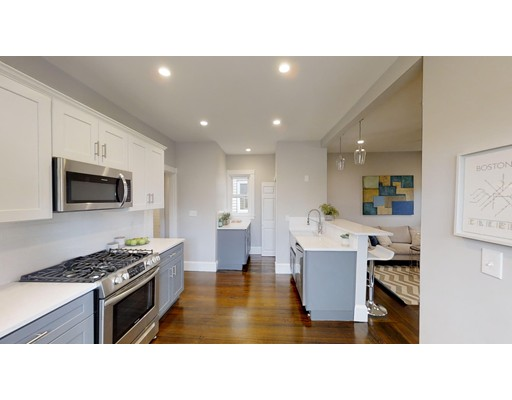Picture 1 of 9 Hunnewell Ave Unit 1 Boston Ma  2 Bedroom Condo#