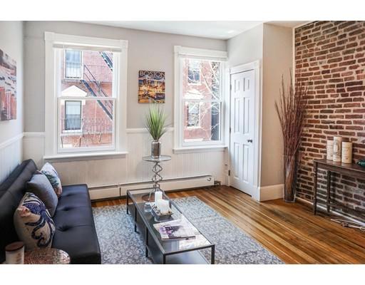 Picture 1 of 55 Phillips St Unit 1 Boston Ma  1 Bedroom Condo#