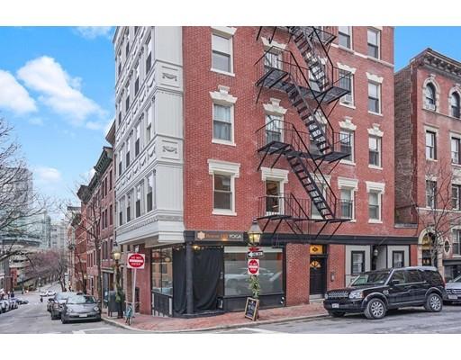 Picture 5 of 55 Phillips St Unit 1 Boston Ma 1 Bedroom Condo