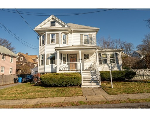 Picture 1 of 60 Drew Rd  Belmont Ma  3 Bedroom Single Family#