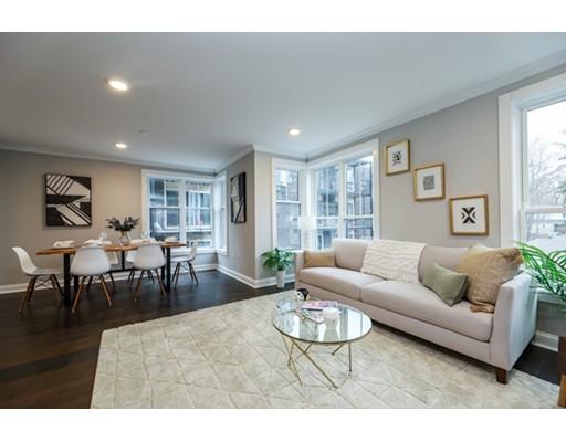Picture 1 of 1789 Centre St Unit 203 Boston Ma  2 Bedroom Condo#