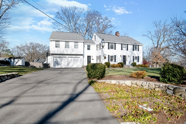 Picture 1 of 49 Paul Revere Rd  Needham Ma  4 Bedroom Single Family#