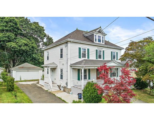 Click for 72 Standish ave, Quincy, MA slideshow