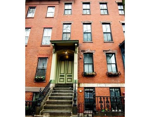Picture 1 of 58 E Springfield St Unit 2 Boston Ma  2 Bedroom Condo#