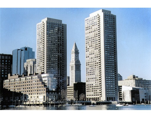 Picture 1 of 85 East India Row Unit 36d Boston Ma  1 Bedroom Condo#