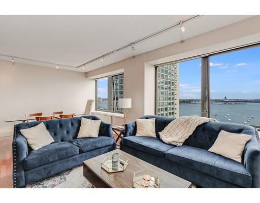 Picture 1 of 65 East India Row Unit 16e Boston Ma  1 Bedroom Condo#