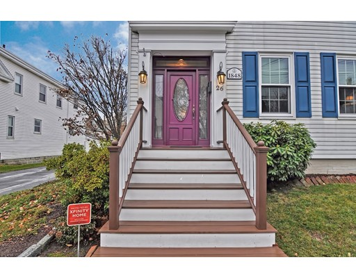 Picture 5 of 26 Vine St  Medford Ma 3 Bedroom Single Family