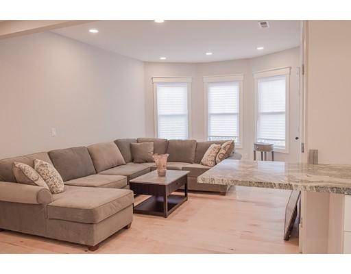 Picture 1 of 9 Woodward Park St Unit 3 Boston Ma  3 Bedroom Condo#