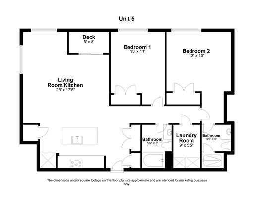 Picture 11 of 151 Hancock St Unit 5 Quincy Ma 2 Bedroom Condo