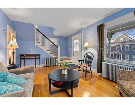 Picture 5 of 37 Hillsdale St  Boston Ma 3 Bedroom Single Family