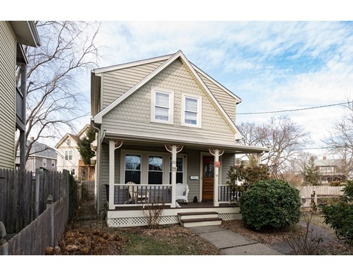 Picture 1 of 80 Hamilton St  Quincy Ma  3 Bedroom Single Family#