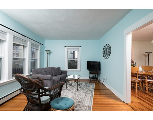 Picture 2 of 80 Hamilton St  Quincy Ma 3 Bedroom Single Family