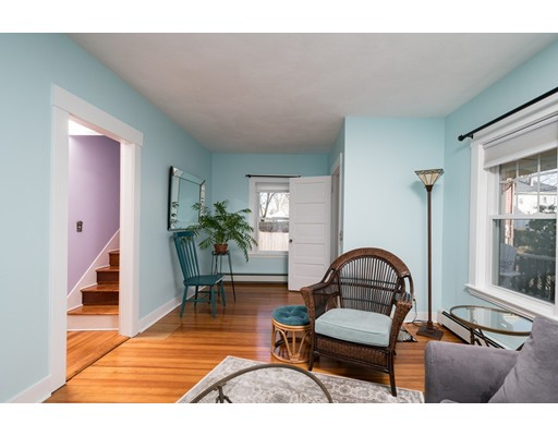 Picture 3 of 80 Hamilton St  Quincy Ma 3 Bedroom Single Family