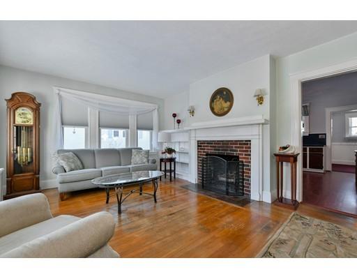 Picture 2 of 167 Cedar St  Dedham Ma 3 Bedroom Single Family