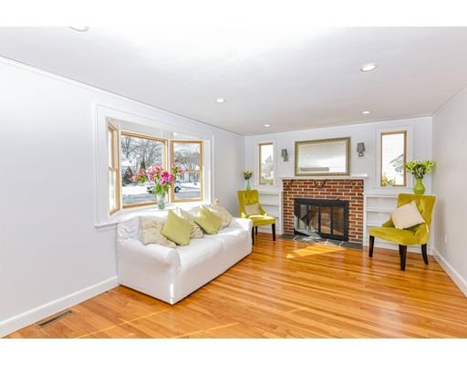 Picture 4 of 438 Mount Vernon St  Dedham Ma 3 Bedroom Single Family