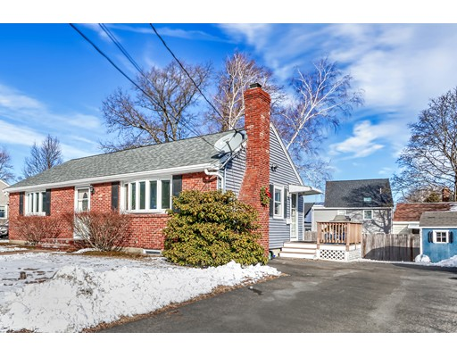 Picture 2 of 13 Willard St  Dedham Ma 4 Bedroom Single Family