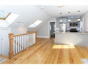 132 North  is a similar property to 29 Hanson St  Salem Ma