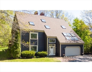 22 Pine Island Rd  is a similar property to 165 Orchard St  Newbury Ma