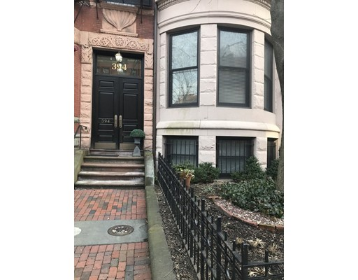 394 Marlborough Street, 1 - Back Bay, MA