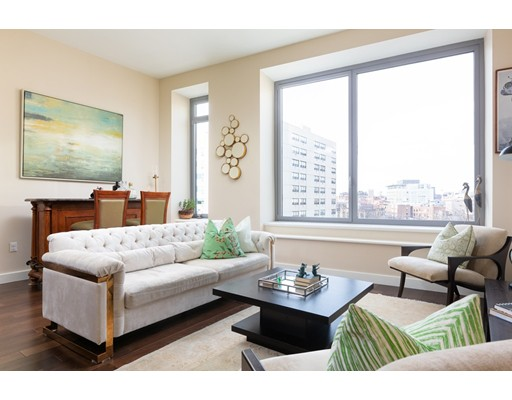 Picture 1 of 43 Westland Ave Unit 609 Boston Ma  1 Bedroom Condo#