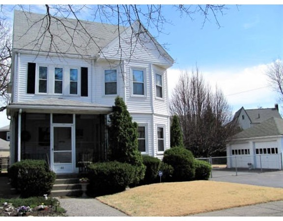 Picture 1 of 44 Thaxter Rd  Newton Ma  4 Bedroom Single Family#