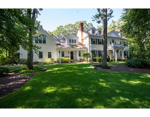 Picture 1 of 190 Winding River Rd  Wellesley Ma  5 Bedroom Single Family#