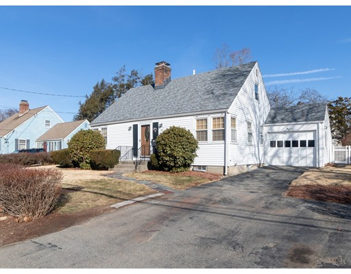 Picture 1 of 51 Candace Ave  Waltham Ma  4 Bedroom Single Family#