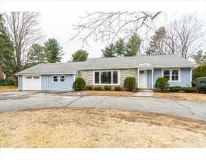 134 Lovejoy Road  is a similar property to 10 Prospect Rd  Andover Ma