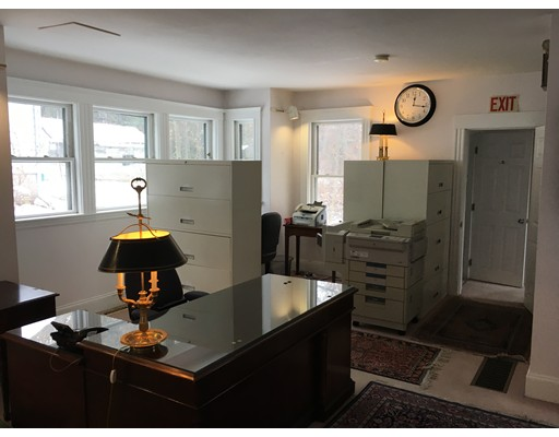 Picture 1 of 279 W Central St  Natick Ma  1 Bedroom Multi-family#