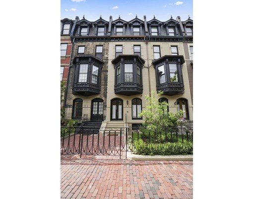 4 Beds, 4 Baths home in Boston for $10,900,000