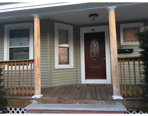 Pictures of  property for rent on Hancock Ave., Medford, MA 02155