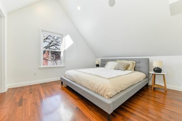 Picture 4 of 72 Tuttle St Unit 3 Boston Ma 2 Bedroom Condo