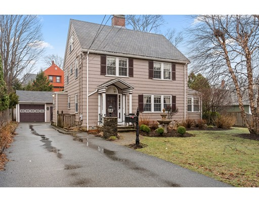 Picture 1 of 59 Barnard Ave  Watertown Ma  4 Bedroom Single Family#