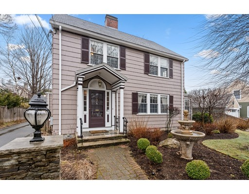 Picture 2 of 59 Barnard Ave  Watertown Ma 4 Bedroom Single Family