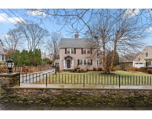 Picture 3 of 59 Barnard Ave  Watertown Ma 4 Bedroom Single Family