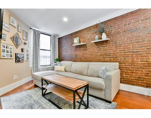 Picture 2 of 497 Beacon St Unit 3 Boston Ma 1 Bedroom Condo