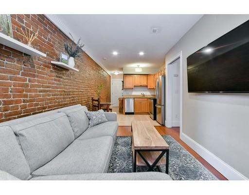 Picture 3 of 497 Beacon St Unit 3 Boston Ma 1 Bedroom Condo