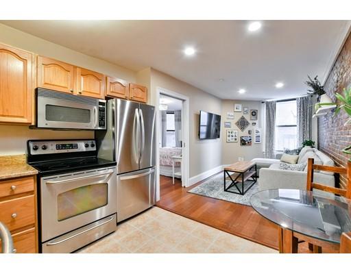 Picture 6 of 497 Beacon St Unit 3 Boston Ma 1 Bedroom Condo