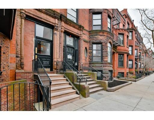 Picture 12 of 497 Beacon St Unit 3 Boston Ma 1 Bedroom Condo