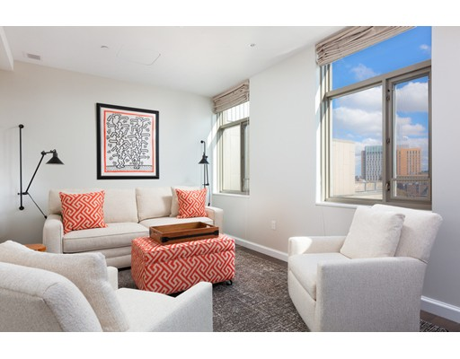 43 Westland Ave #810 Floor 8