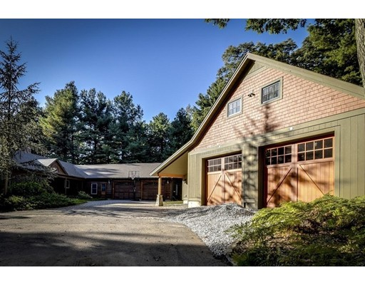 Picture 1 of 445 Conant Rd  Weston Ma  4 Bedroom Single Family