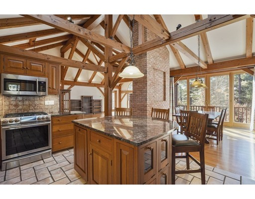 Picture 10 of 445 Conant Rd  Weston Ma 4 Bedroom Single Family