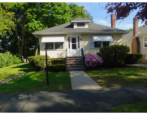 Picture 1 of 136 Elliot Ave  Quincy Ma  2 Bedroom Single Family#