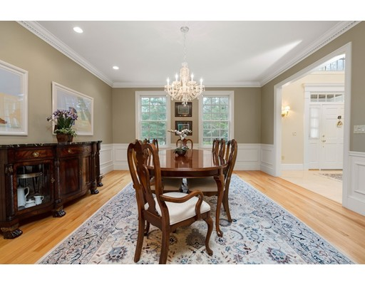 Picture 6 of 371 Wellesley St  Weston Ma 5 Bedroom Single Family