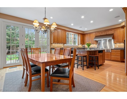 Picture 11 of 371 Wellesley St  Weston Ma 5 Bedroom Single Family