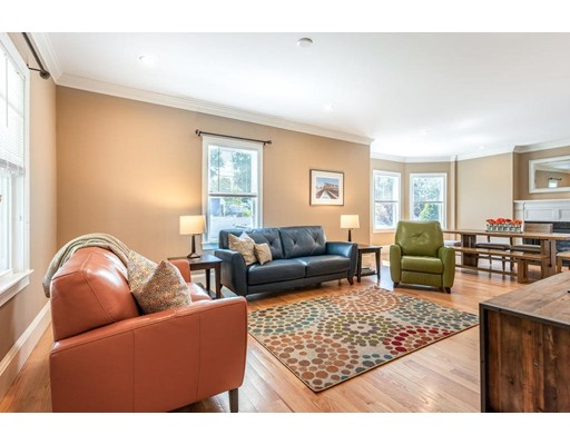 Picture 4 of 110 Bedford St  Lexington Ma 4 Bedroom Single Family
