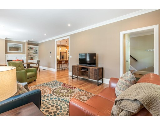 Picture 6 of 110 Bedford St  Lexington Ma 4 Bedroom Single Family